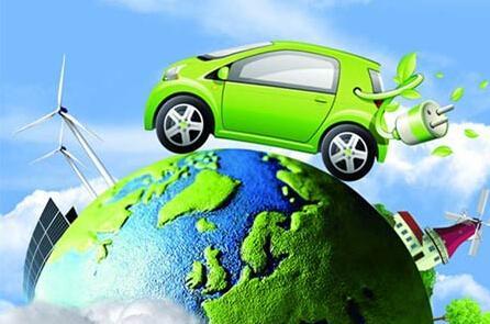 绿色车牌上路了 宁波市昨起启用新能源汽车专用号牌