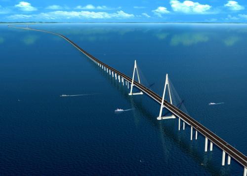 宁波至杭州湾新区引水工程开建 预计于2021年年底竣工