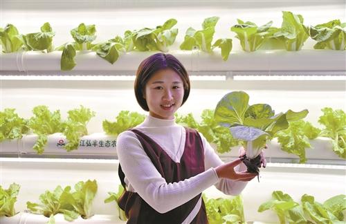 仙居:现代农业春意浓