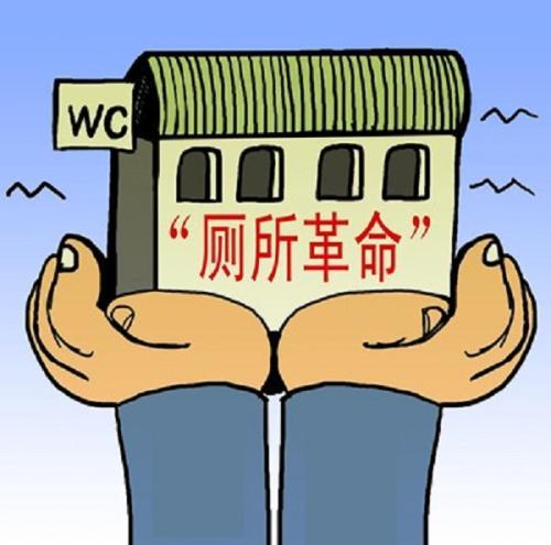 """细微处推动文明进步 鹿城推进""""厕所革命"""""""