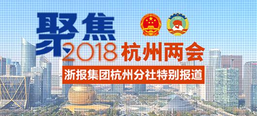 聚焦2018杭州两会