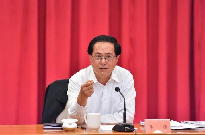 车俊:浙江要让人才实现自身价值 浙江要让人才实现自身价值