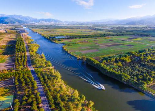 生态治理唤回梦里水乡 温州规范乡村河道整治