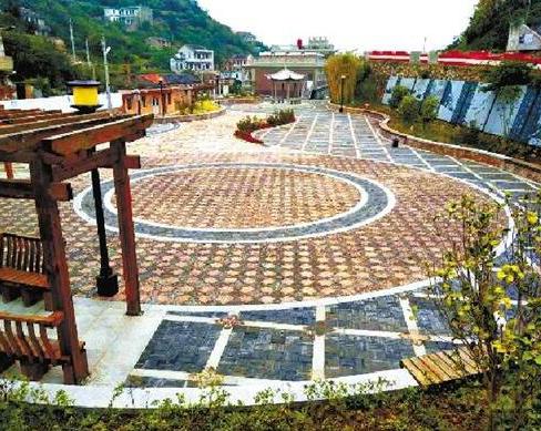 台州小城镇文化融合――山海相依 小镇容情