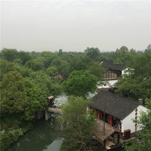 家乡――蒋村情