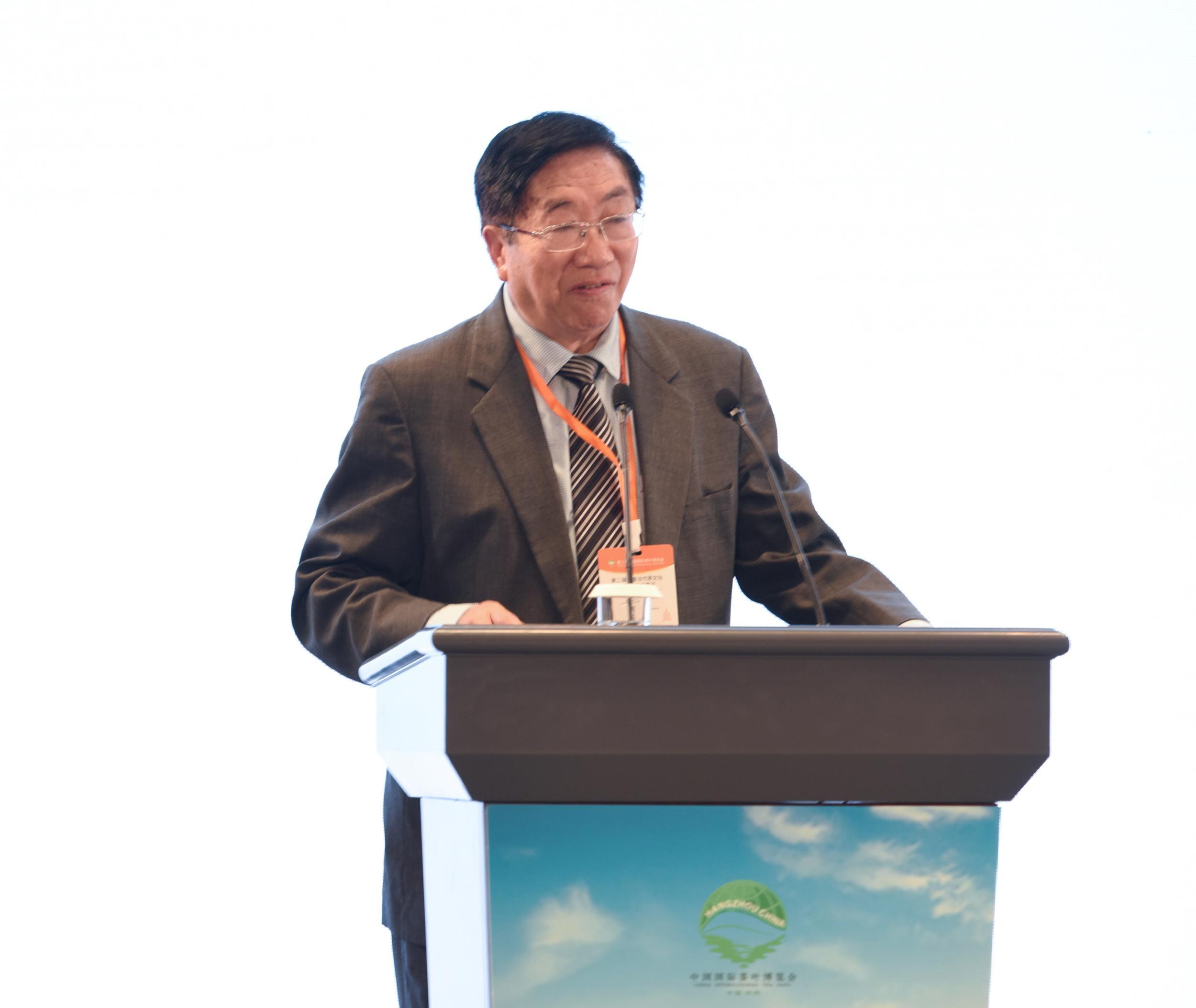 陈宗懋:中国茶如何和世界对话