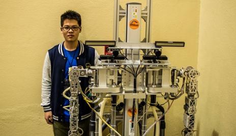15岁上大学 23岁小伙成达摩院最年轻科学家