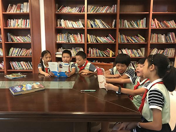 """""""快乐分享 快乐阅读""""社区读书会活动"""