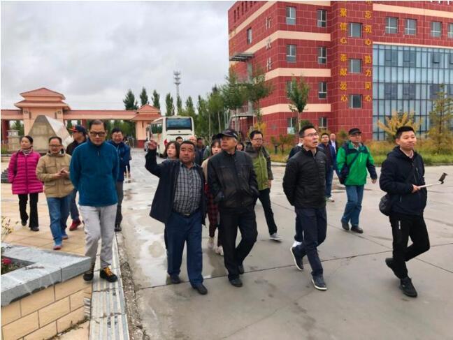 浙江省记者协会代表团赴海西宣传报道浙江援青工作成效