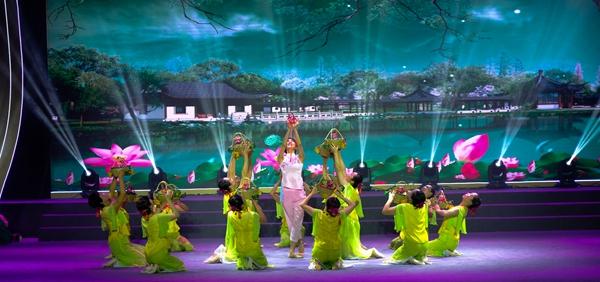 蒋村舞蹈队荣获西湖区第三届群众原创舞蹈大赛金奖