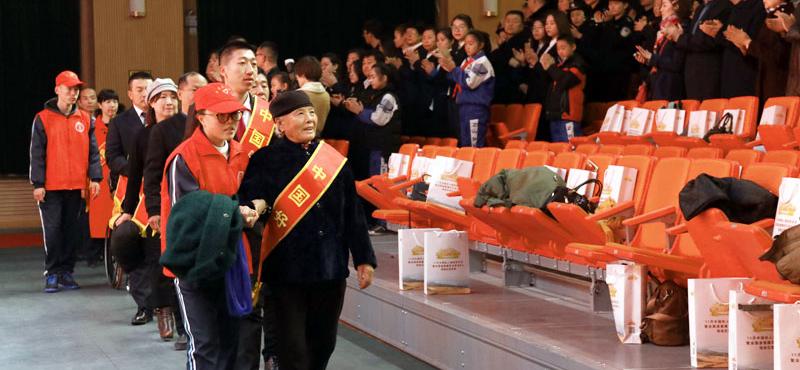 """好人的光照亮""""大漠水城""""——11月""""中国好人榜""""发布活动侧记"""