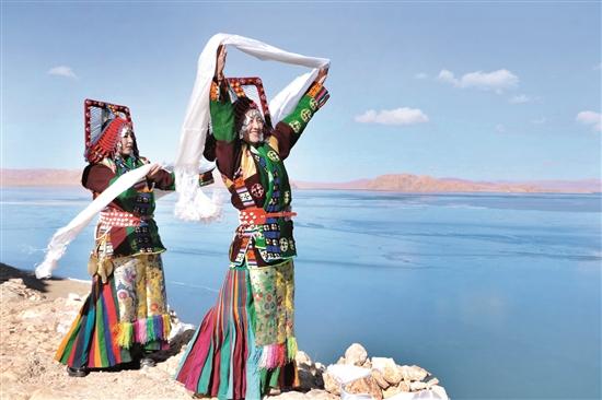 2018年藏西及藏北旅游环线越野体验活动抵达那曲
