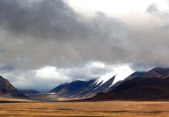 旅游:西藏那曲风景