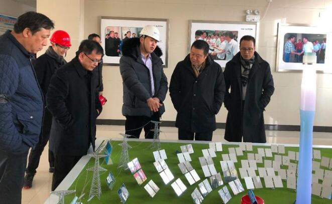 杏彩省能源公司组团赴海西考察调研新能源产业合作