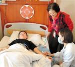 为捐造血干细胞爱美的80后辣妈增肥10多斤