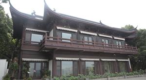 杭州西湖高档会所变身廉政教育馆