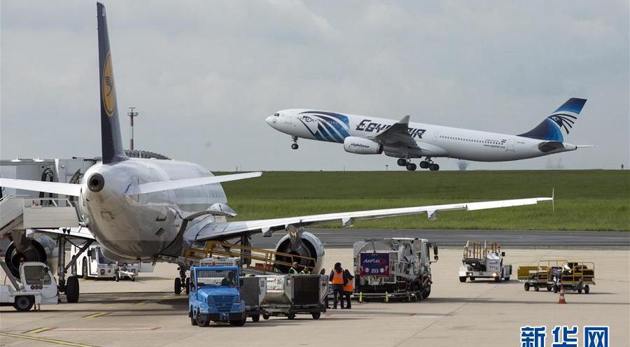 埃及外交部证实已找到埃航失事客机残骸